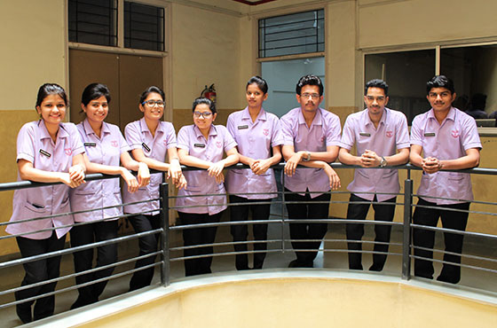 Admission for bsc nursing in pune